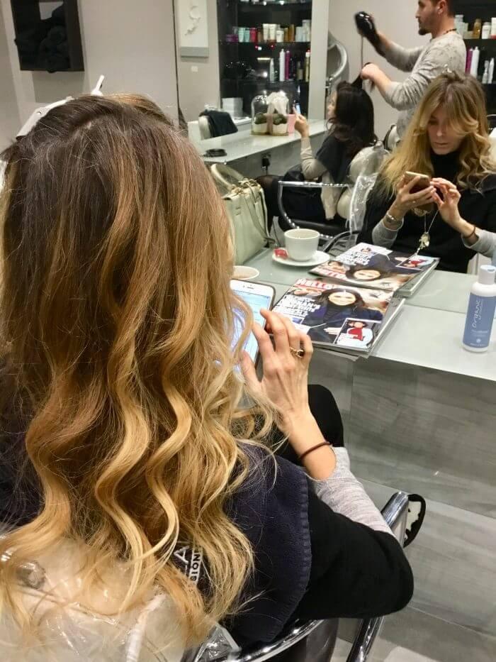 Sun Kissed Highlights Hair - Balayage - Hair Colouring | Kaplan Atelier - Holland Park Avenue, London