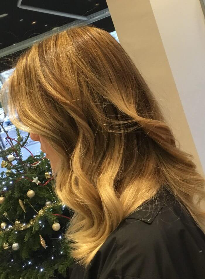Trendy Sun Kissed Balayage Highlights | Kaplan Atelier - Holland Park Avenue, London