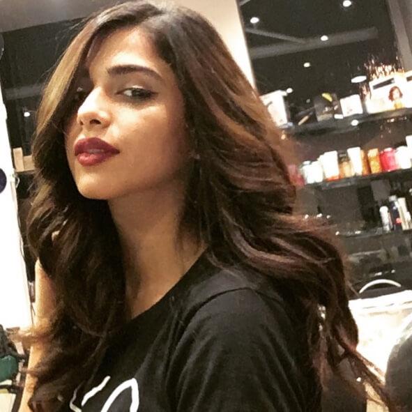 Stylish Hair Dressing, Hair Colouring Brunette - Hair Salon Client | Kaplan Atelier - Holland Park Avenue, London