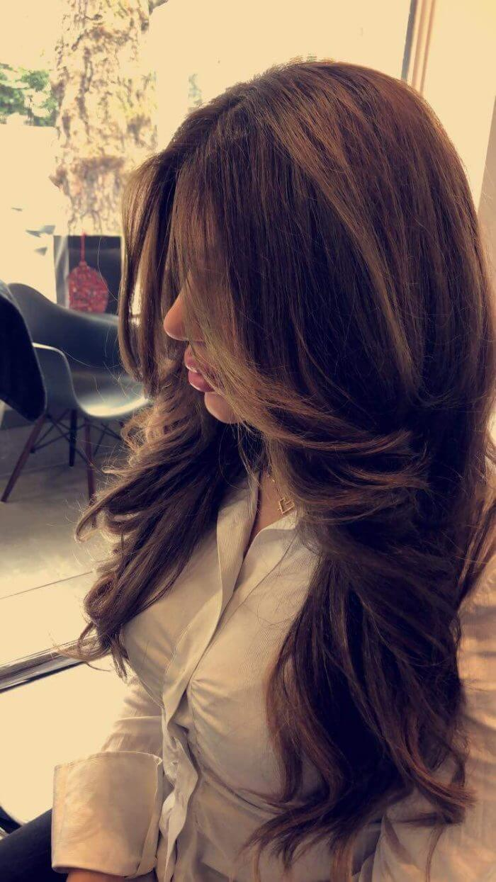 Best Hair Colouring London - Hair Salon Client | Kaplan Atelier - Holland Park Avenue, London