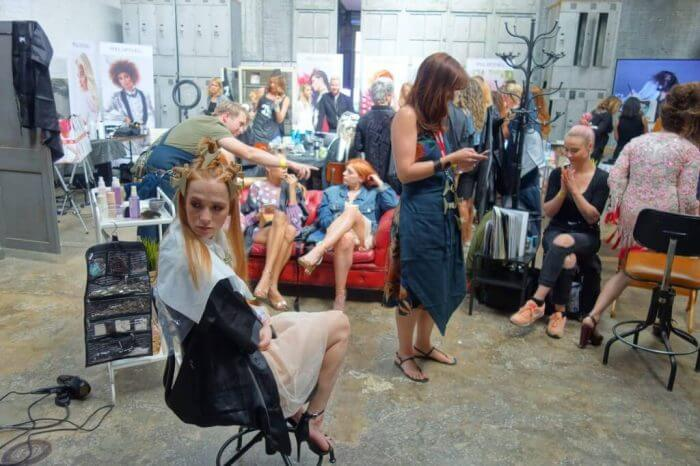Hair Dressing For Event - Aveda Salon | Kaplan Atelier - Holland Park Avenue, London