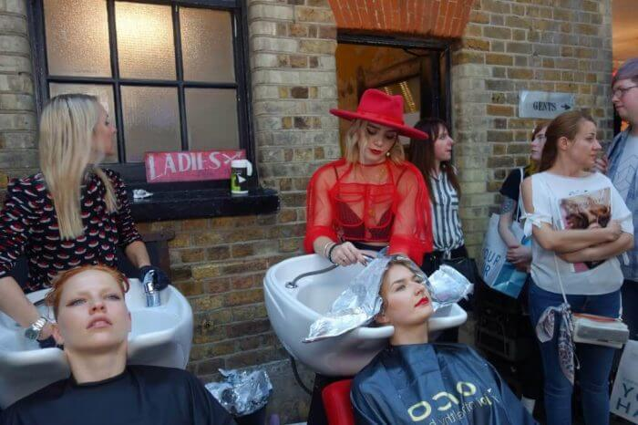Hair Treatment & Hair Dressing For Event - Hair Salon | Kaplan Atelier - Holland Park Avenue, London